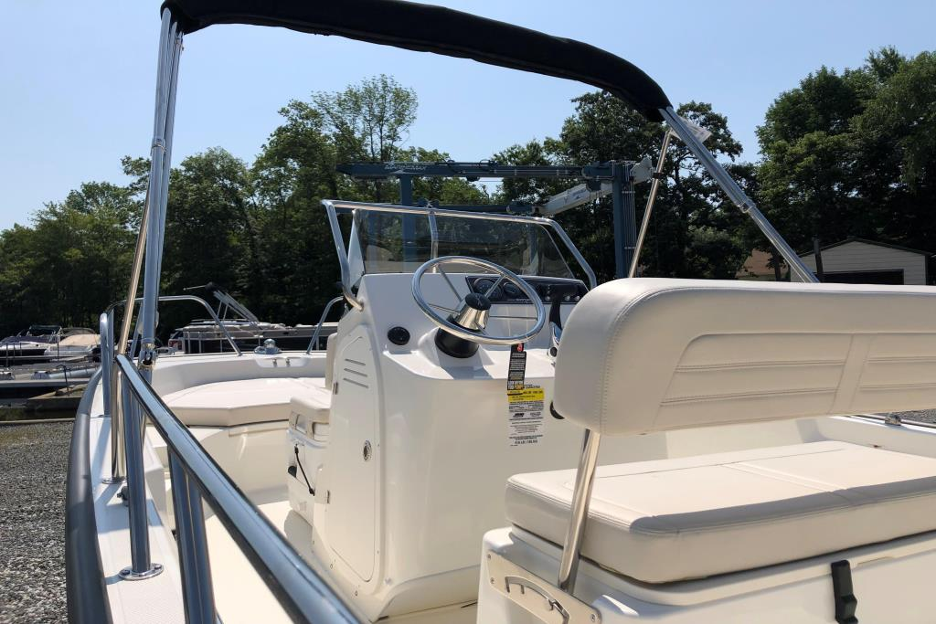 2020 Boston Whaler 170 Montauk Image Thumbnail #18