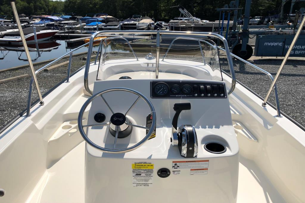 2020 Boston Whaler 170 Montauk Image Thumbnail #10