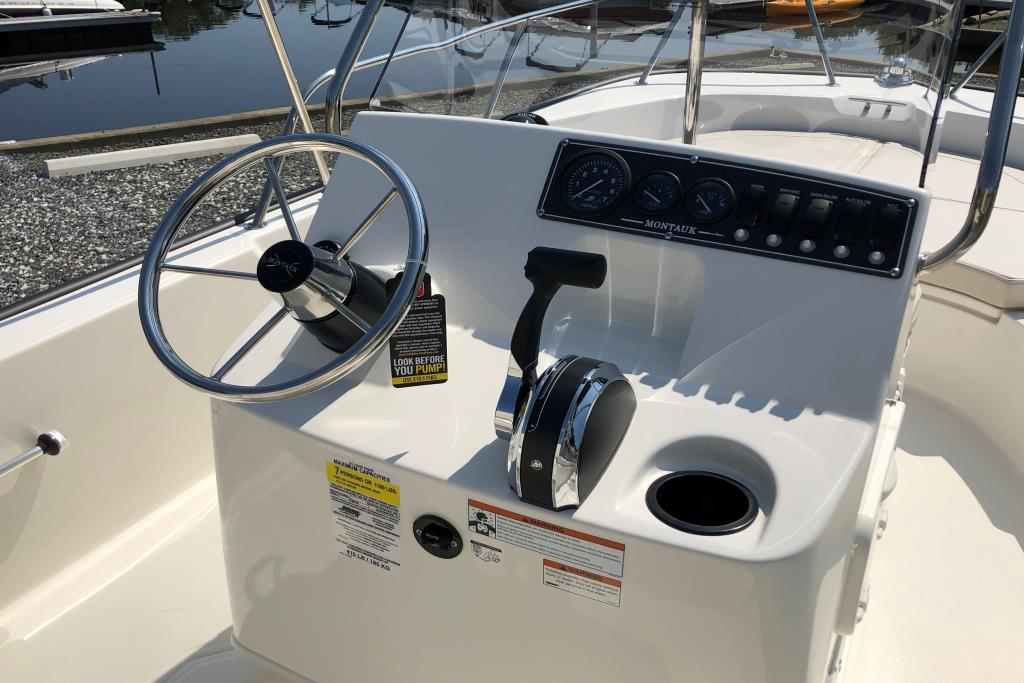 2020 Boston Whaler 170 Montauk Image Thumbnail #12