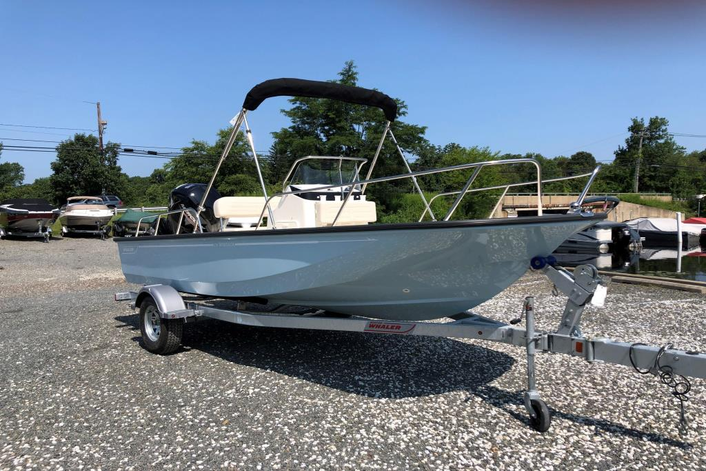2020 Boston Whaler 170 Montauk Image Thumbnail #7