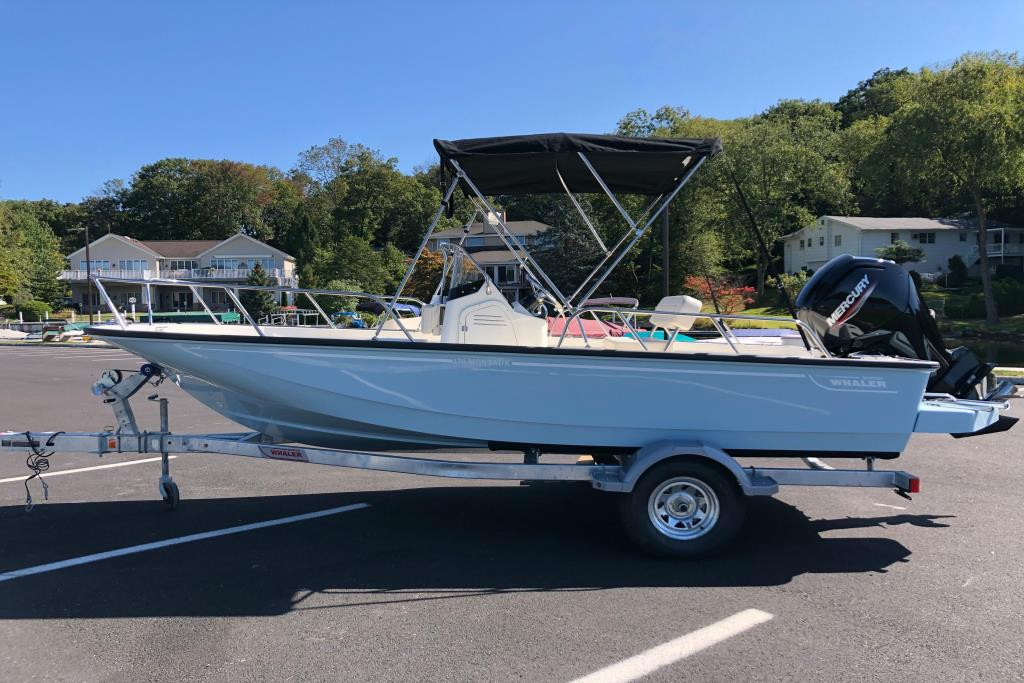 2020 Boston Whaler 170 Montauk Image Thumbnail #22