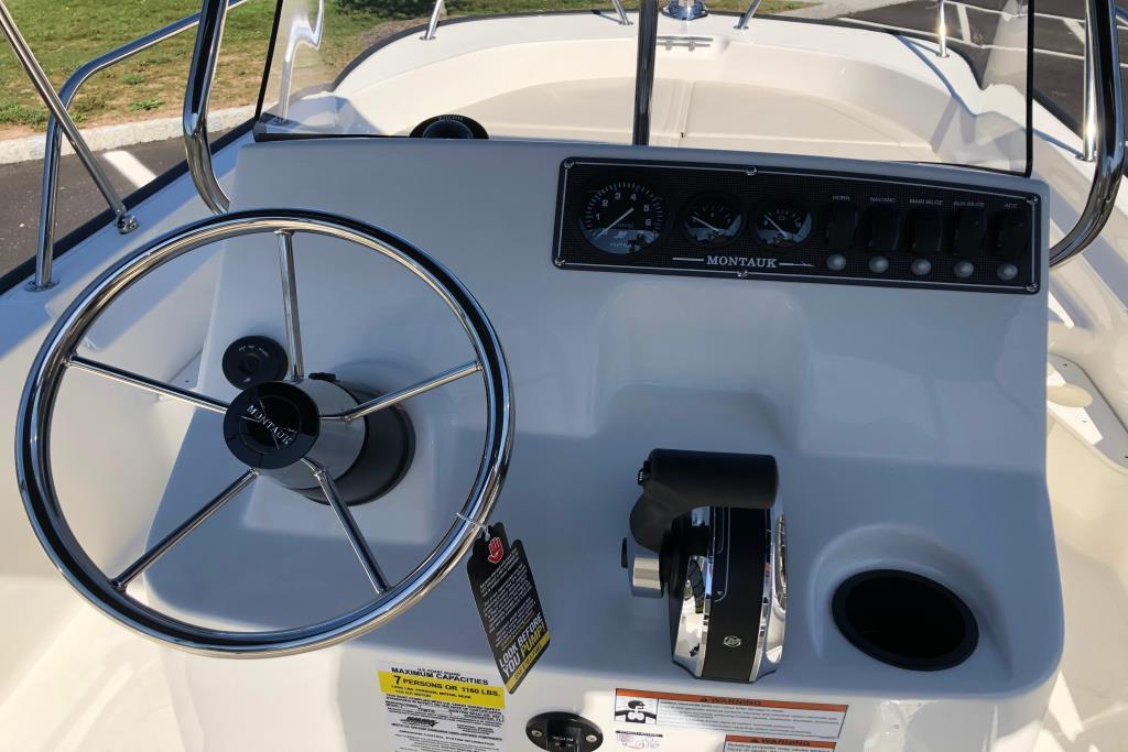 2020 Boston Whaler 170 Montauk Image Thumbnail #13