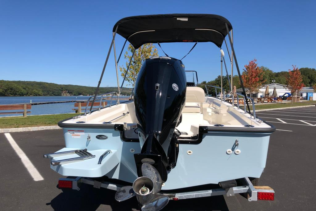 2020 Boston Whaler 170 Montauk Image Thumbnail #26
