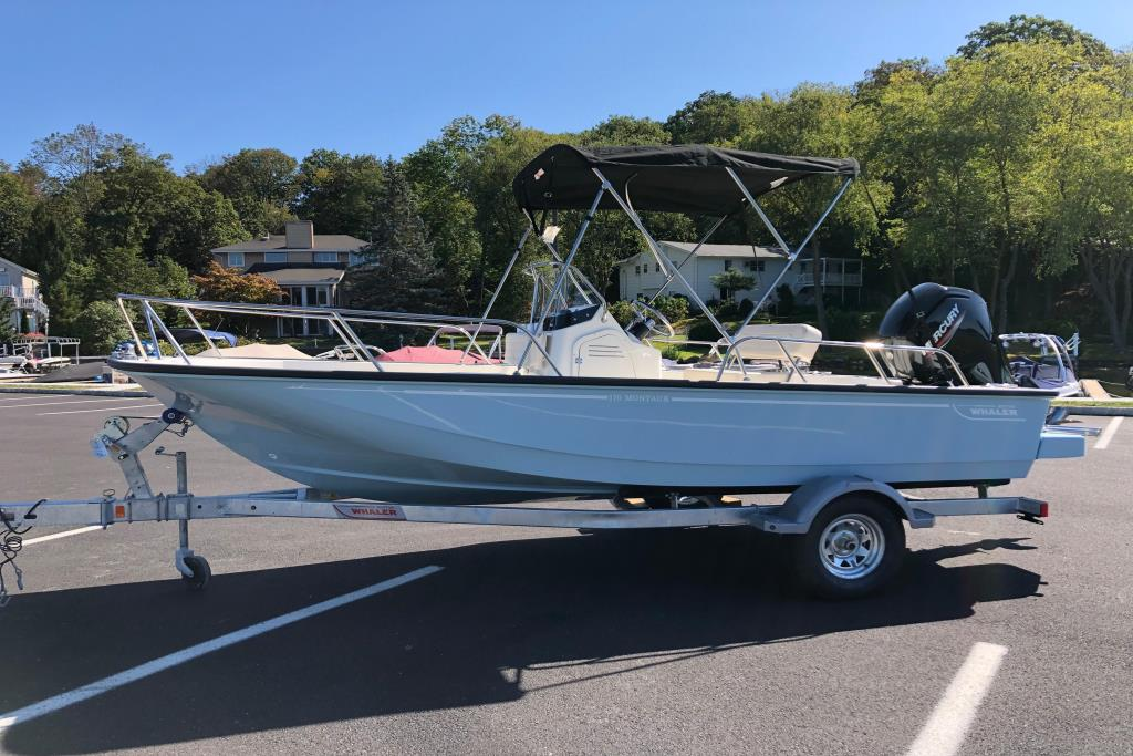 2020 Boston Whaler 170 Montauk Image Thumbnail #28