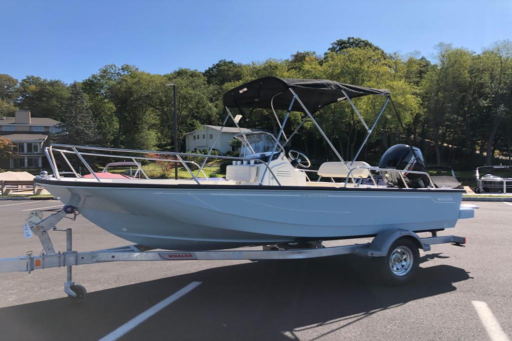 2020 Boston Whaler 170 Montauk Image Thumbnail #29