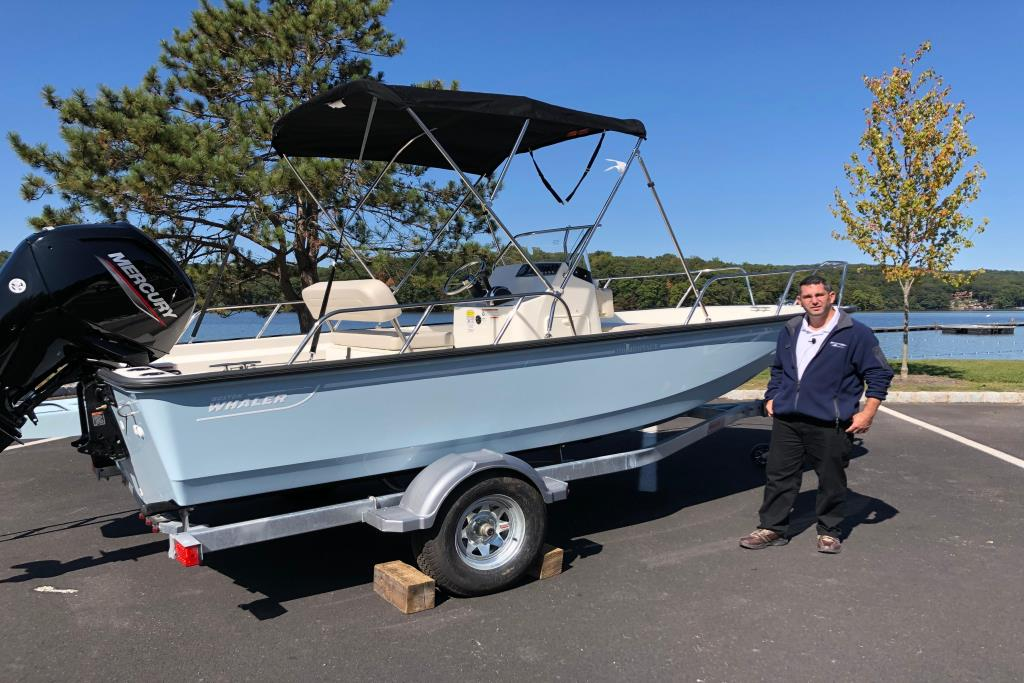2020 Boston Whaler 170 Montauk Image Thumbnail #30