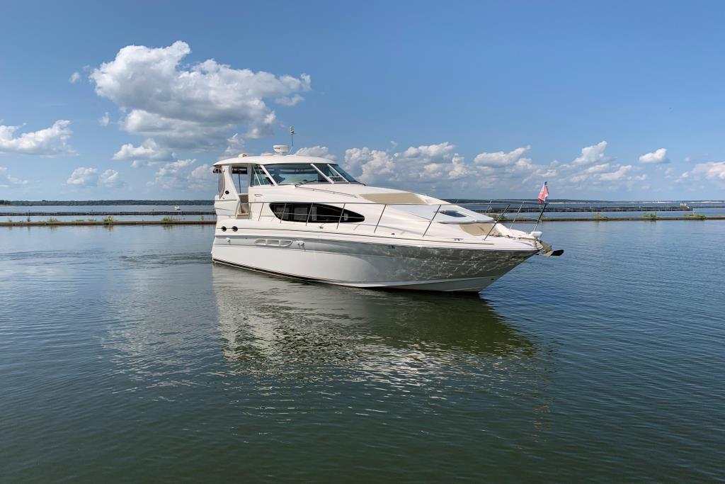 2003 Sea Ray 390 Motor Yacht Image Thumbnail #18