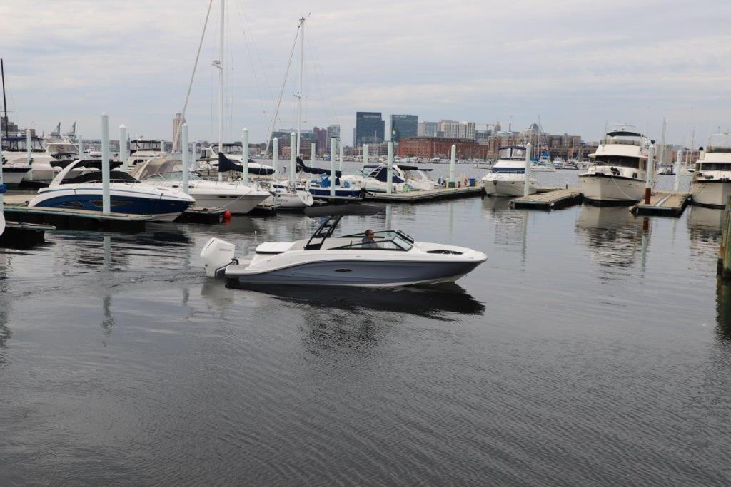 Photo 5 for 2020 Sea Ray SPX 230 Outboard