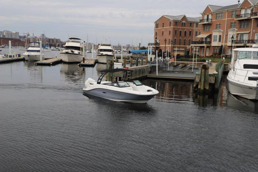 Photo 6 for 2020 Sea Ray SPX 230 Outboard