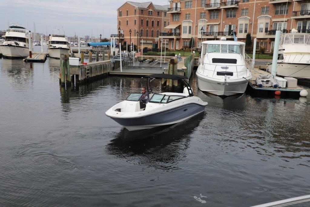 Photo 7 for 2020 Sea Ray SPX 230 Outboard