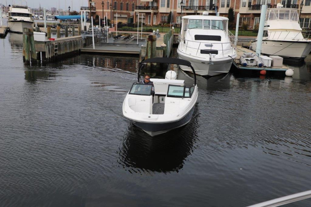 Photo 8 for 2020 Sea Ray SPX 230 Outboard