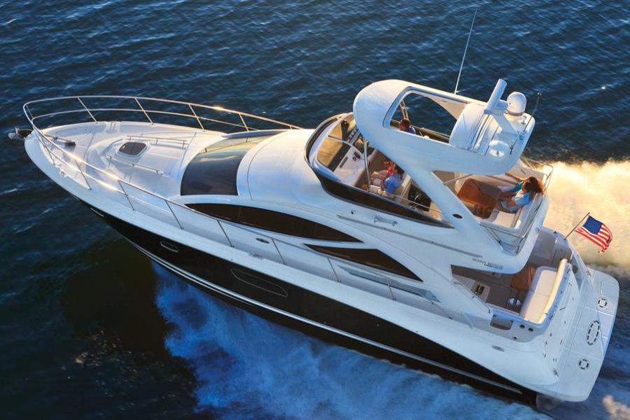 2012 Sea Ray 450 Sedan Bridge Image Thumbnail #14