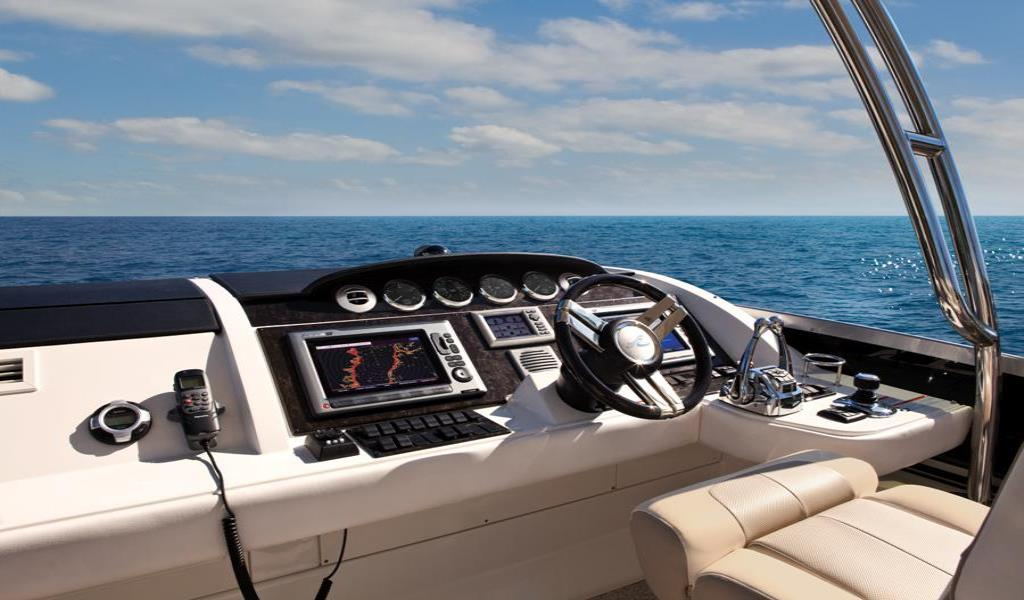 2012 Sea Ray 450 Sedan Bridge Image Thumbnail #2