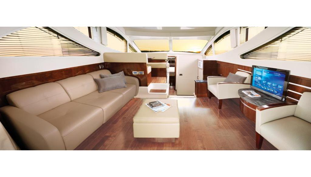 2012 Sea Ray 450 Sedan Bridge Image Thumbnail #3