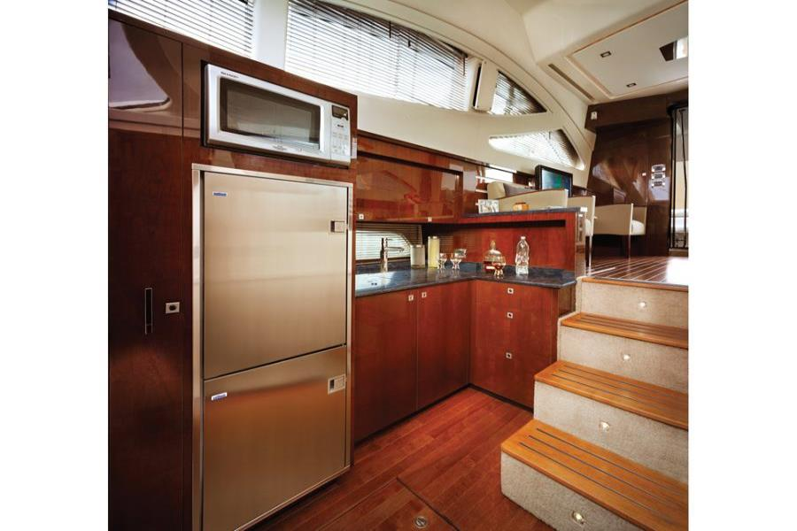 2012 Sea Ray 450 Sedan Bridge Image Thumbnail #5
