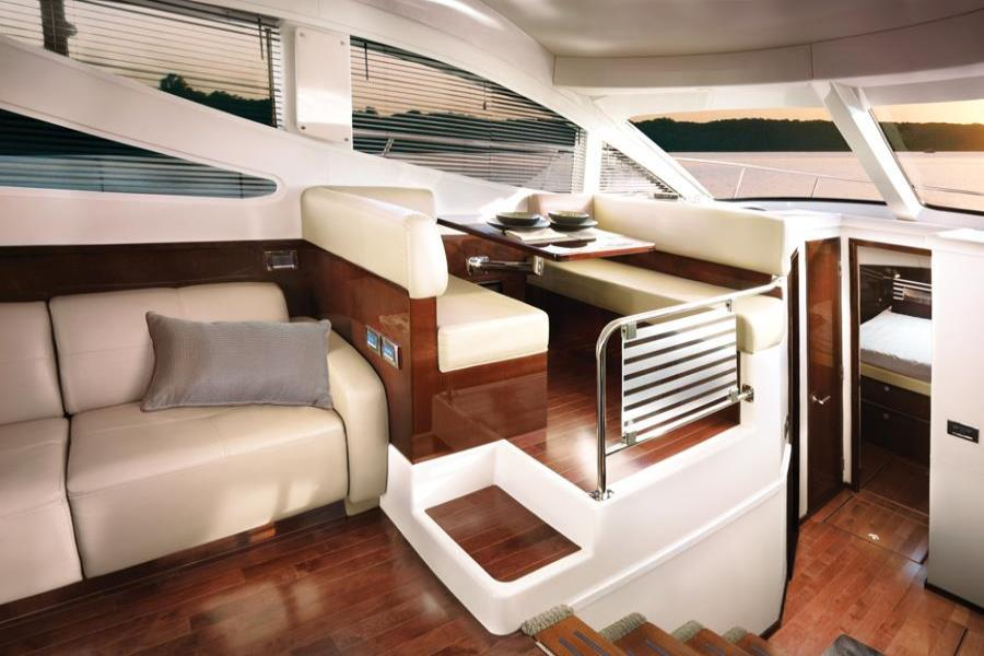 2012 Sea Ray 450 Sedan Bridge Image Thumbnail #4