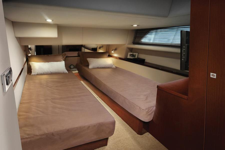 2012 Sea Ray 450 Sedan Bridge Image Thumbnail #7