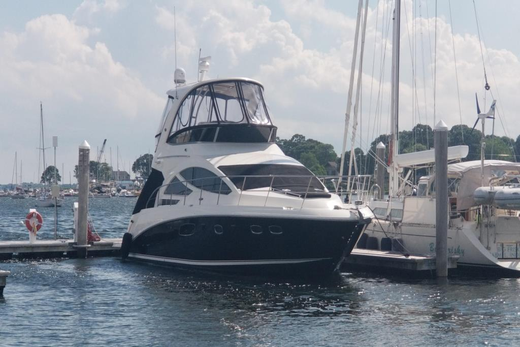 2012 Sea Ray 450 Sedan Bridge Image Thumbnail #11