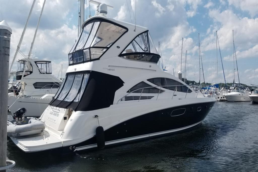 2012 Sea Ray 450 Sedan Bridge Image Thumbnail #0