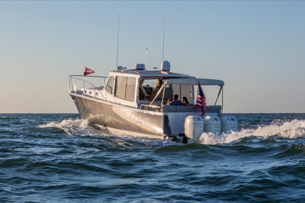 2019 Mjm Yachts 43z