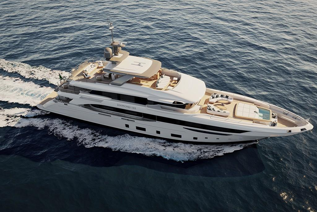 2019 Benetti Diamond 145