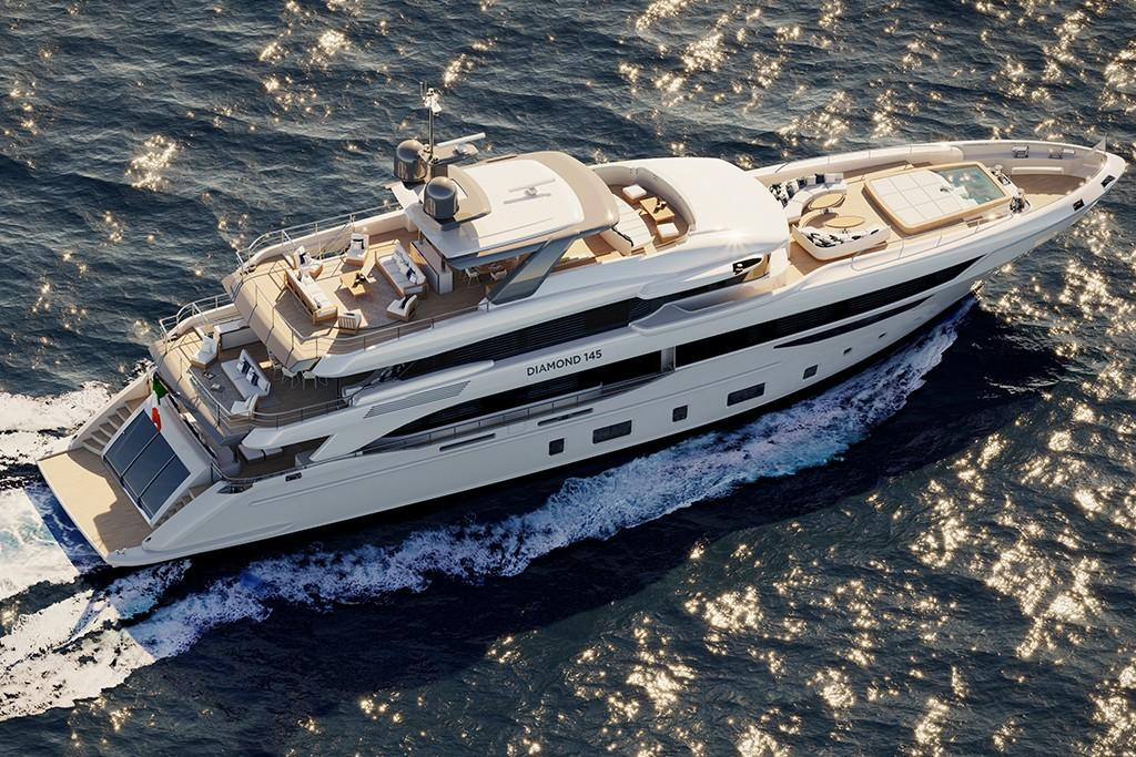 Thumbnail 2 for 2020 Benetti Diamond 145