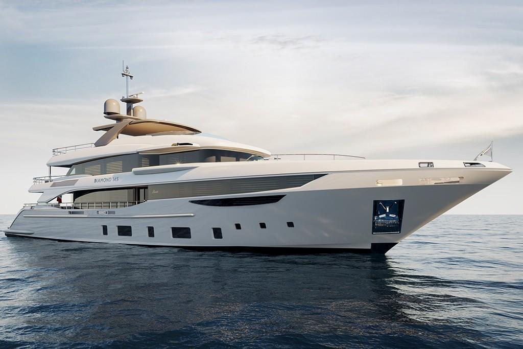 Thumbnail 3 for 2020 Benetti Diamond 145