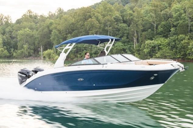2019 Sea Ray SDX 290 Outboard Image Thumbnail #1