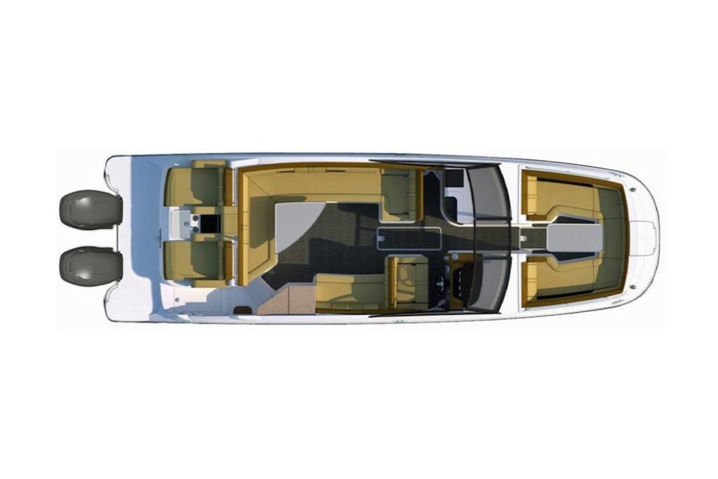 2019 Sea Ray SDX 290 Outboard Image Thumbnail #15