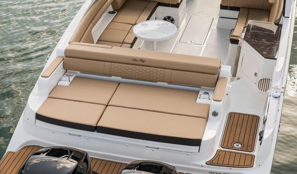 2019 Sea Ray SDX 290 Outboard Image Thumbnail #10