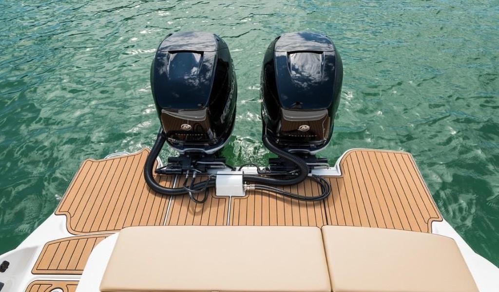2019 Sea Ray SDX 290 Outboard Image Thumbnail #13