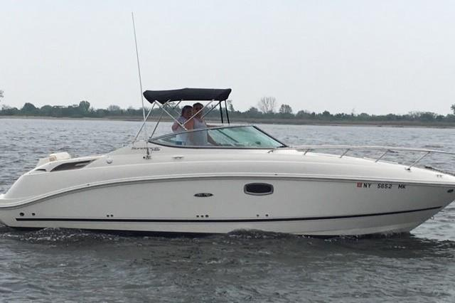 Thumbnail 1 for 2013 Sea Ray 2600A