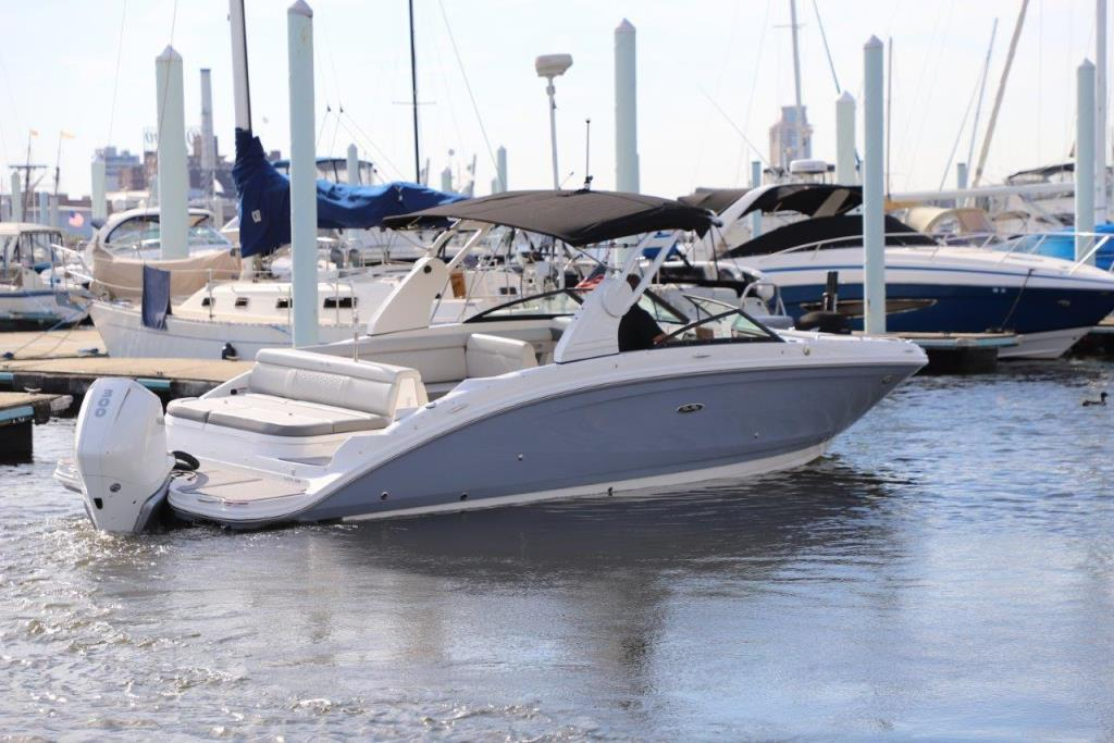 2020 Sea Ray SDX 270 Outboard Image Thumbnail #10