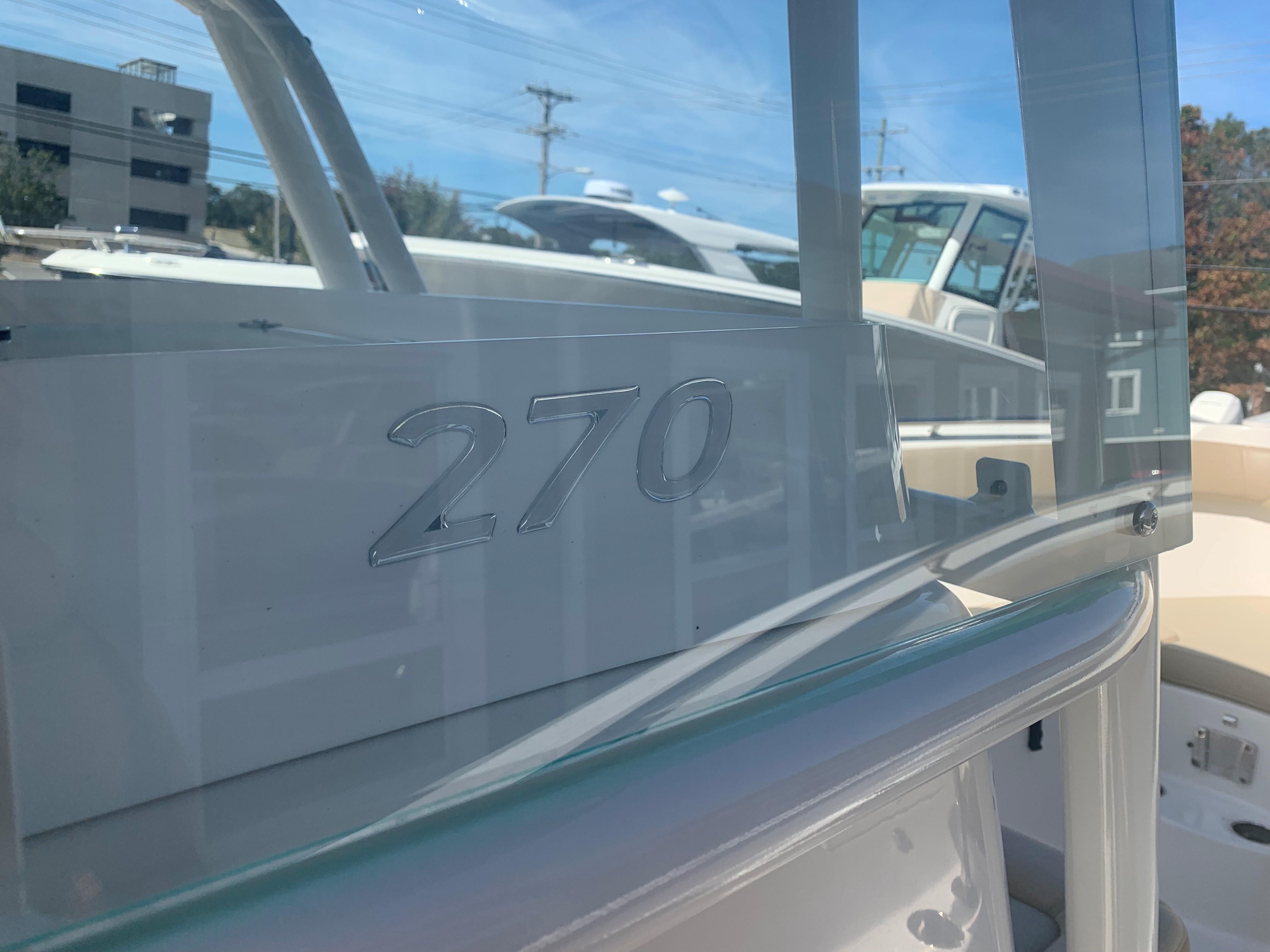 2020 Sailfish 270 CC Image Thumbnail #7