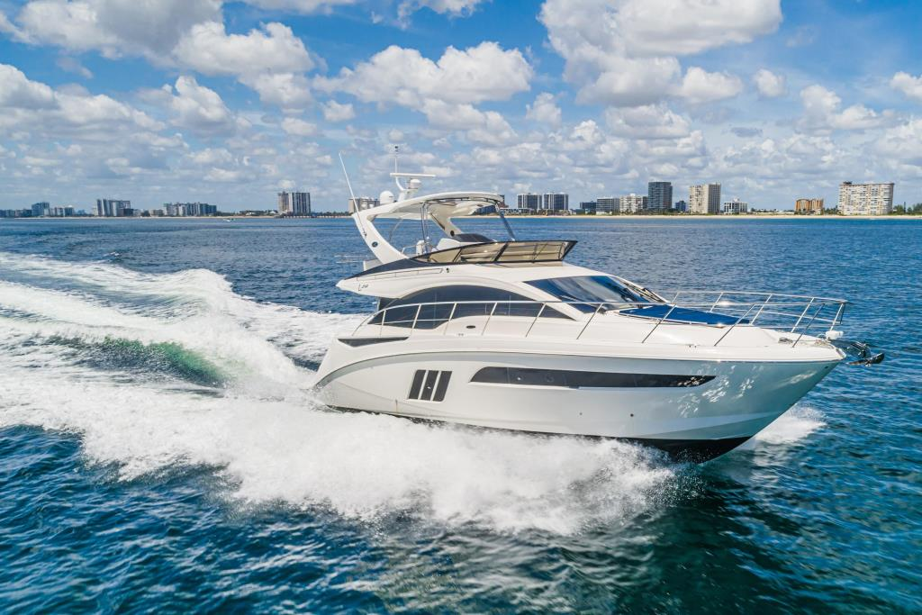 2016 Sea Ray 510 Fly Image Thumbnail #2