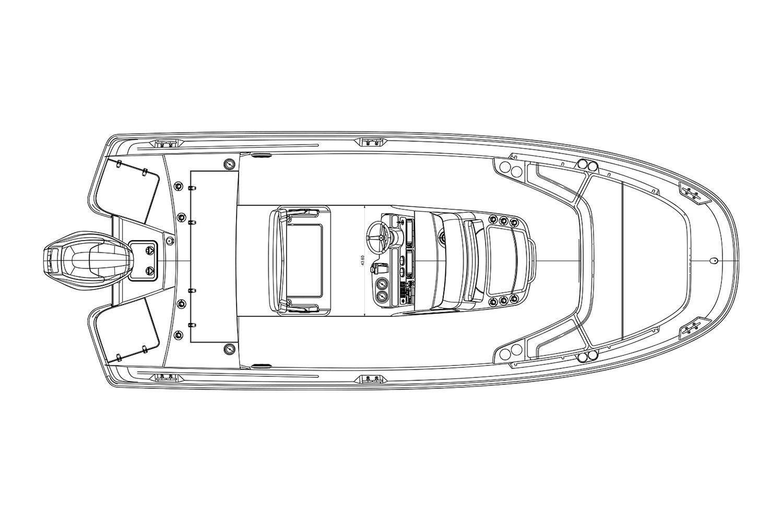 2020 Boston Whaler 210 Dauntless Image Thumbnail #9
