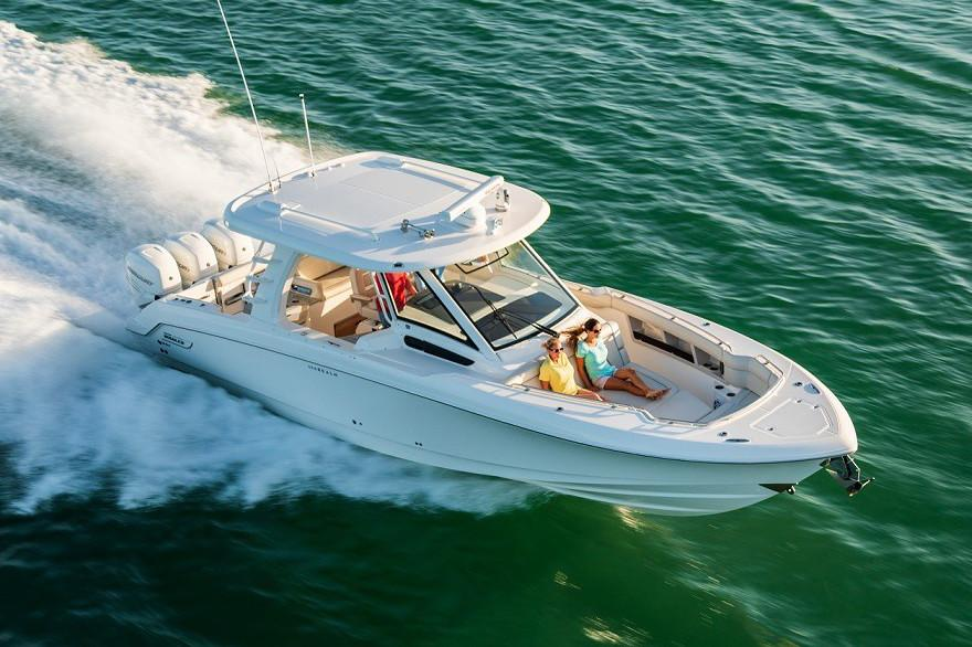 2020 Boston Whaler 350 Realm Image Thumbnail #1