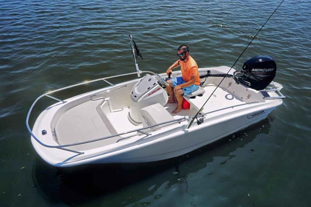 2020 Boston Whaler 130 Super Sport Image Thumbnail #2