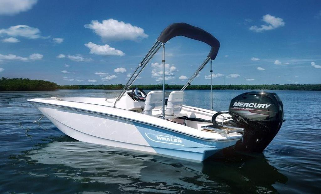 2020 Boston Whaler 130 Super Sport Image Thumbnail #3