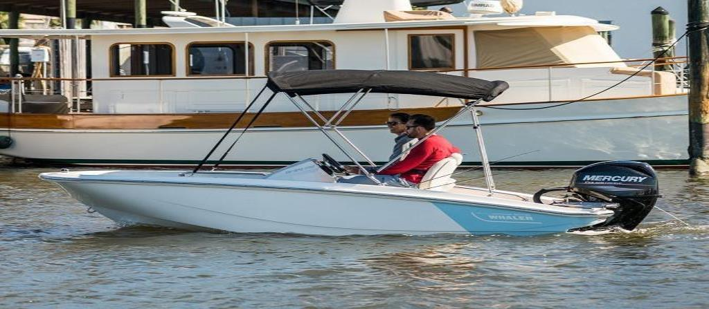 2020 Boston Whaler 130 Super Sport Image Thumbnail #1