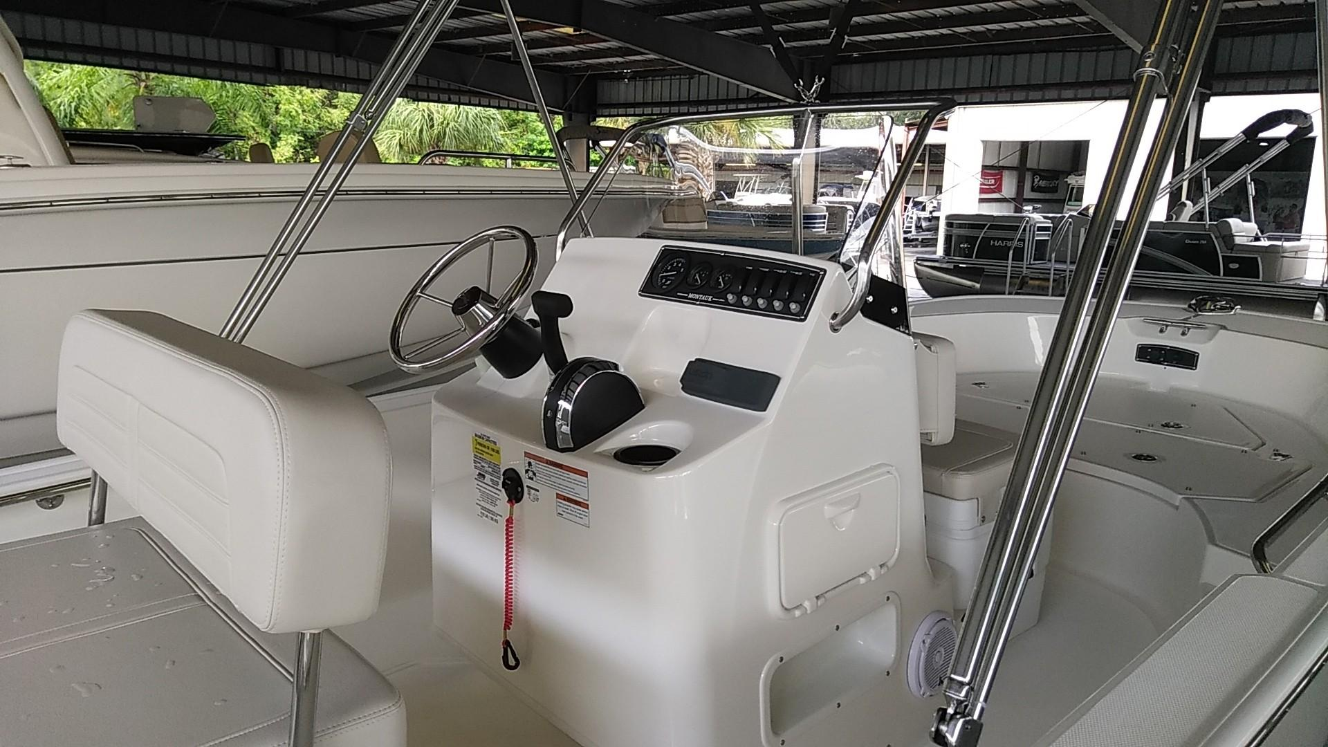 2020 Boston Whaler 170 Montauk Image Thumbnail #5