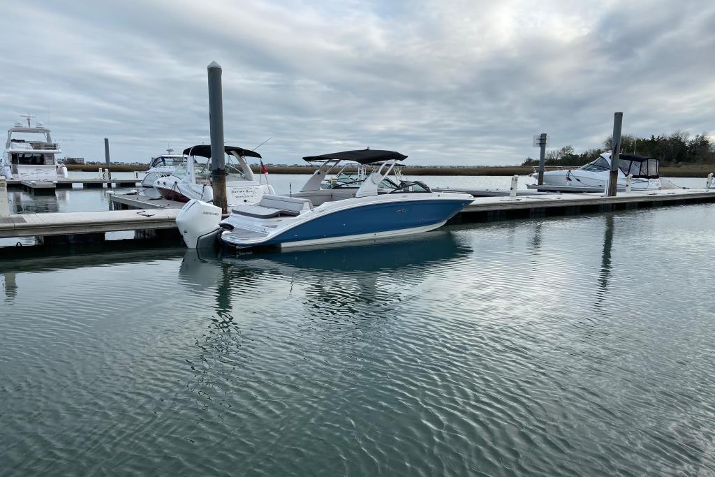 2020 Sea Ray SDX 270 Outboard Image Thumbnail #15