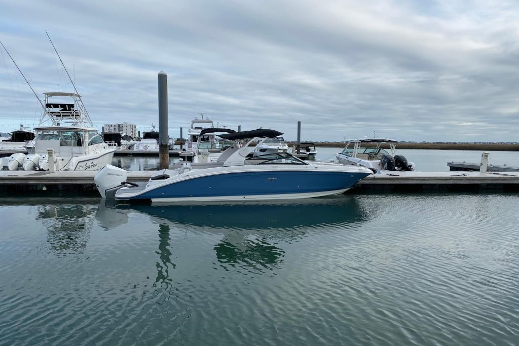 2020 Sea Ray SDX 270 Outboard Image Thumbnail #14