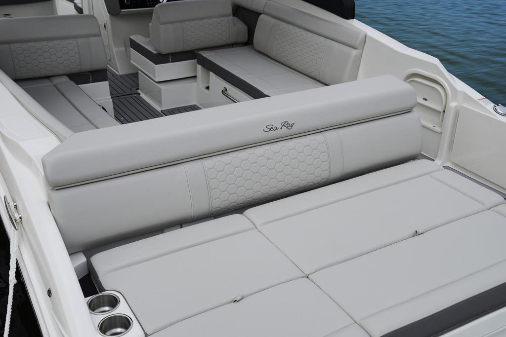 2020 Sea Ray SDX 270 Outboard Image Thumbnail #26