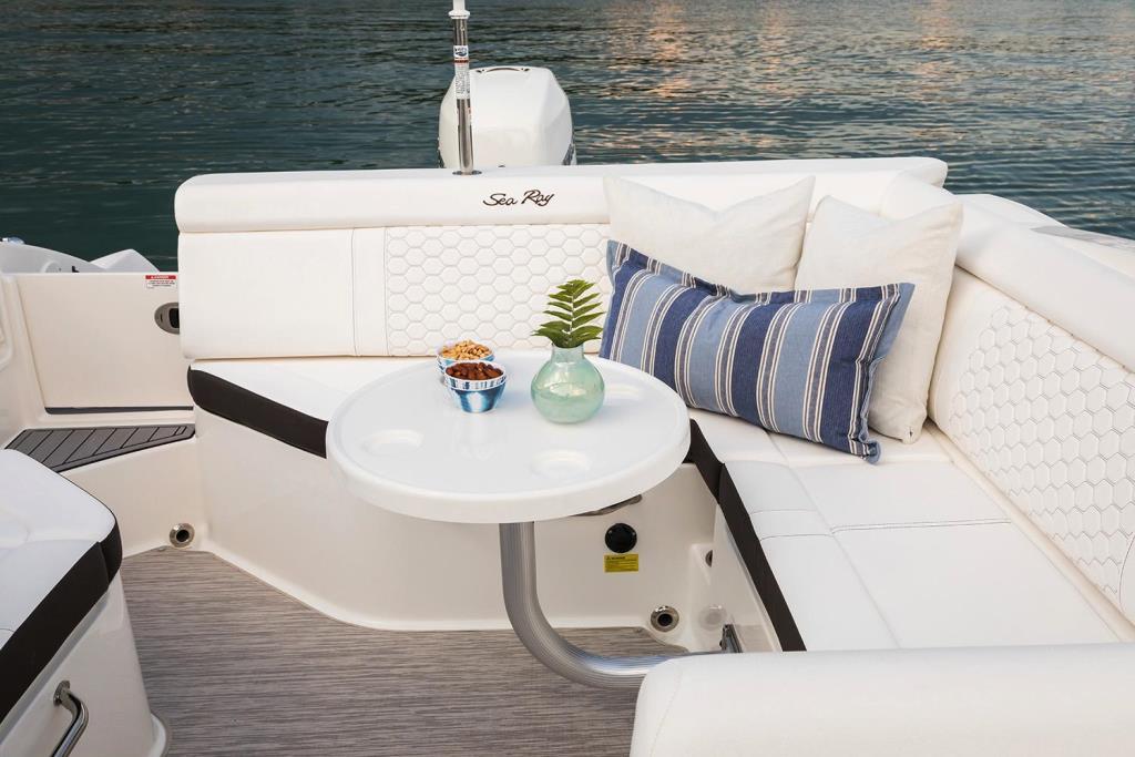 2020 Sea Ray SDX 270 Outboard Image Thumbnail #24