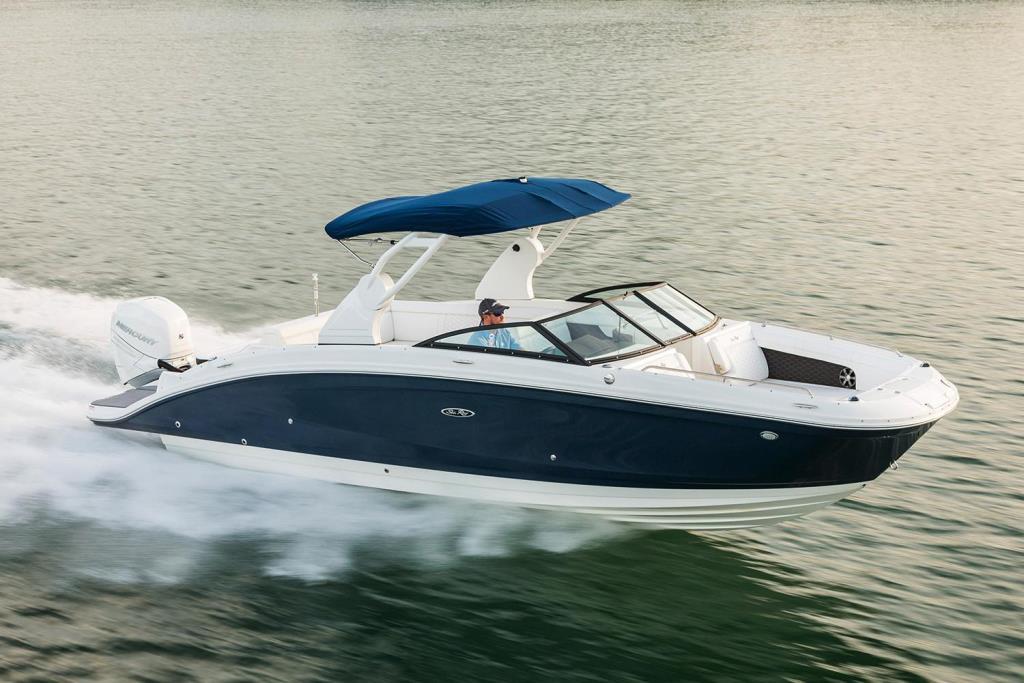 2020 Sea Ray SDX 270 Outboard Image Thumbnail #16