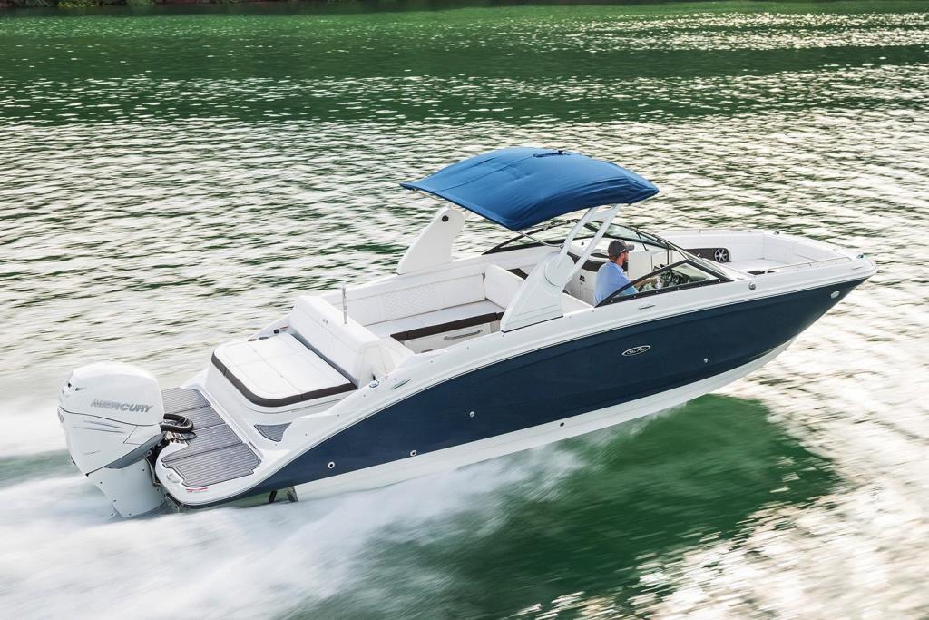 2020 Sea Ray SDX 270 Outboard Image Thumbnail #17