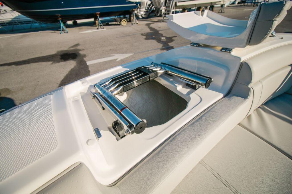 2020 Sea Ray SDX 270 Outboard Image Thumbnail #23