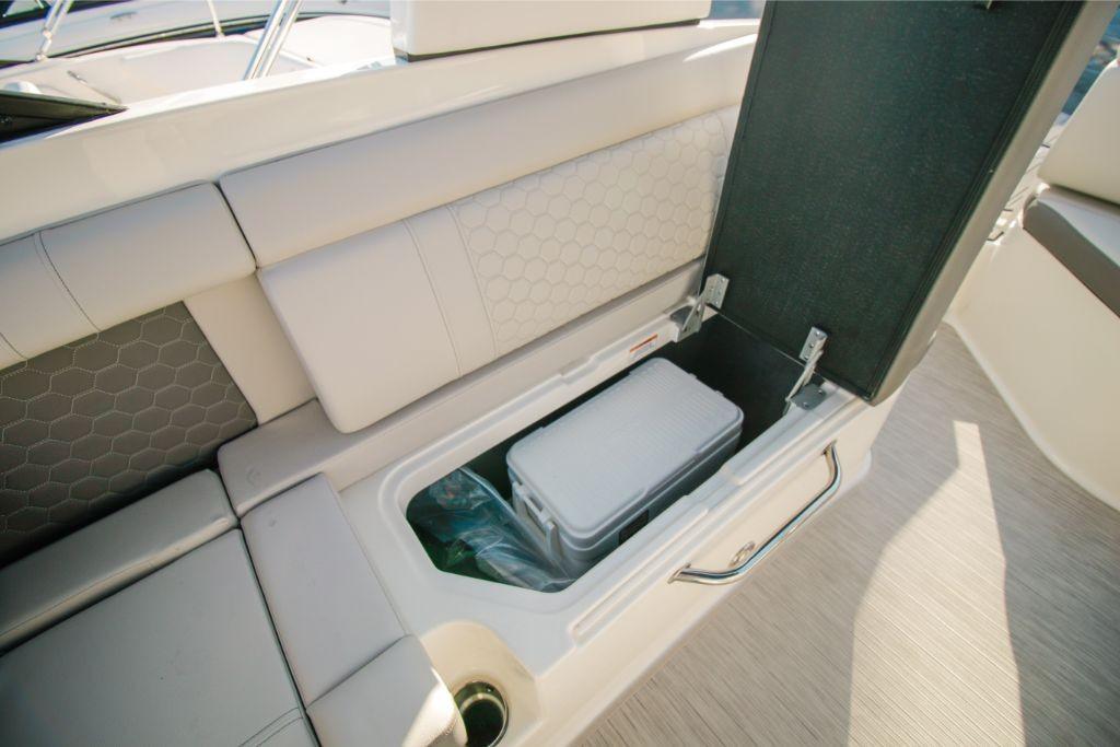 2020 Sea Ray SDX 270 Outboard Image Thumbnail #11