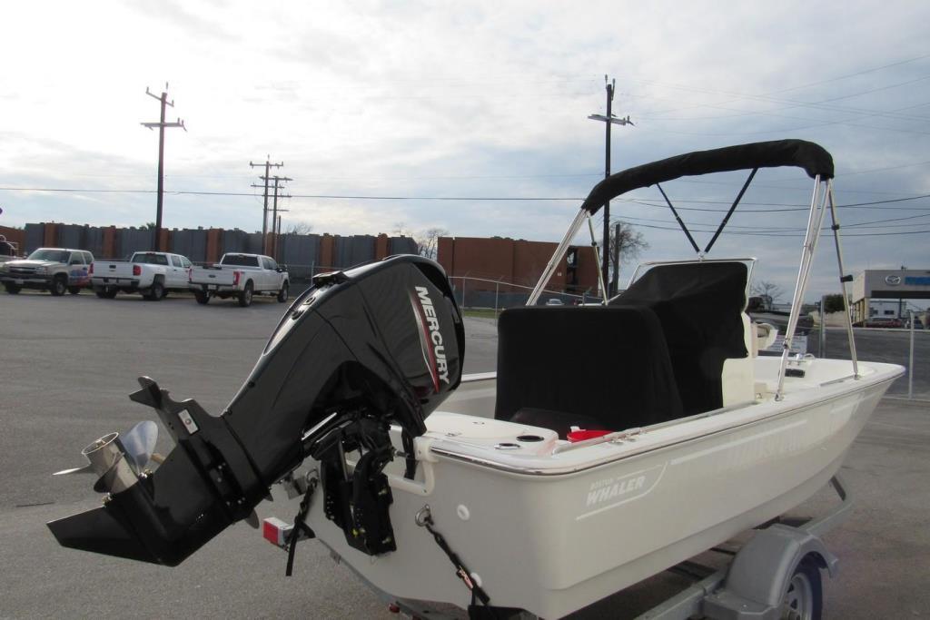 2020 Boston Whaler                                                              150 Montauk Image Thumbnail #3
